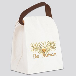 human01a Canvas Lunch Bag