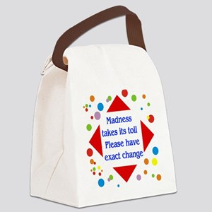 saying02 Canvas Lunch Bag