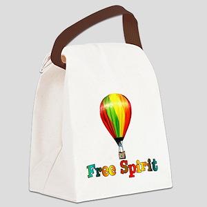 freespirit01 Canvas Lunch Bag