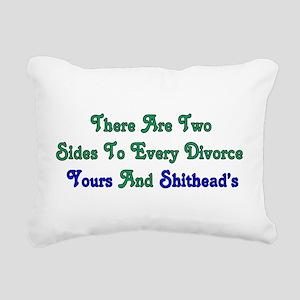 divorce01a Rectangular Canvas Pillow