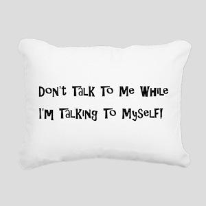 self01 Rectangular Canvas Pillow
