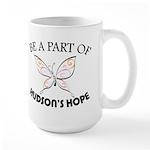 Hudson's Hope Large Mug