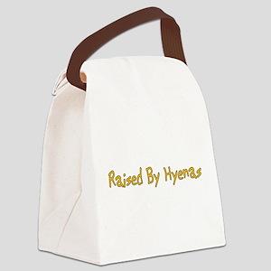 hyenas01a Canvas Lunch Bag