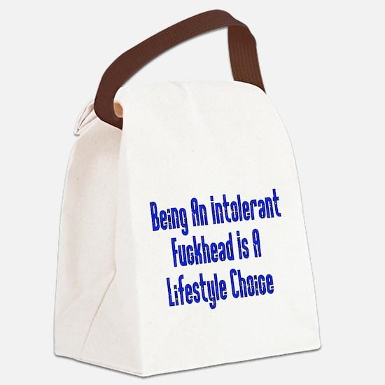 intolerance01.png Canvas Lunch Bag
