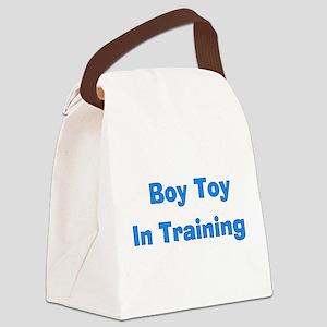 boy_toy01 Canvas Lunch Bag