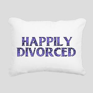 divorced01 Rectangular Canvas Pillow