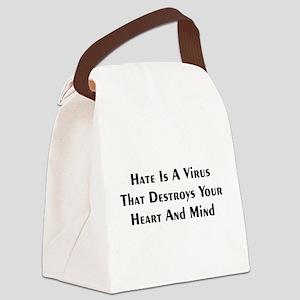 love02a Canvas Lunch Bag