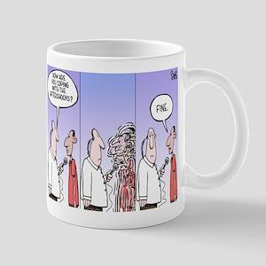 Aftershocks Mug