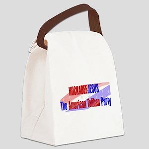 huckabee_jesus01 Canvas Lunch Bag