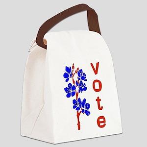 vote_election2008_02 Canvas Lunch Bag