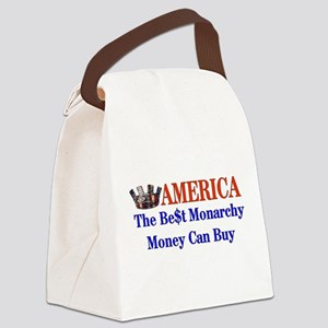 america_for_sale01 Canvas Lunch Bag
