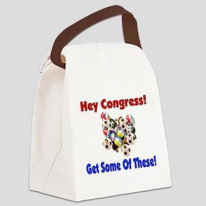 anti_iraq01 Canvas Lunch Bag
