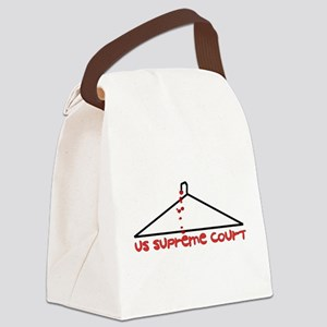3-pro_choice01 Canvas Lunch Bag