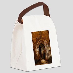 castle01 Canvas Lunch Bag