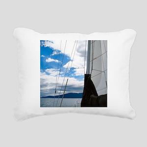 tile02 Rectangular Canvas Pillow