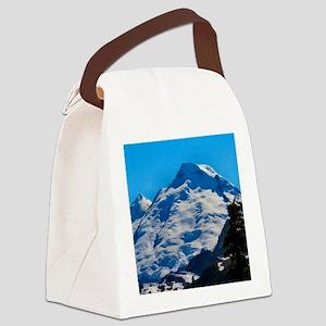 tile05 Canvas Lunch Bag