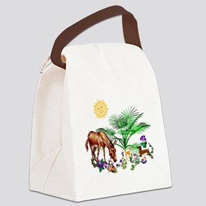 bestia2008 Canvas Lunch Bag