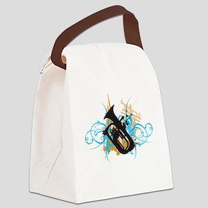 Urban Baritone Canvas Lunch Bag