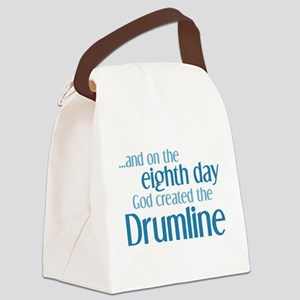 Drumline Creation Canvas Lunch Bag
