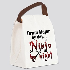 Drum Major Ninja Canvas Lunch Bag