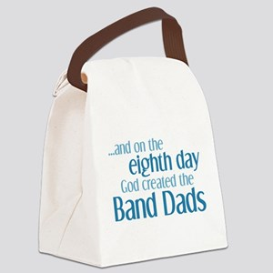 Band Dad Creation Canvas Lunch Bag