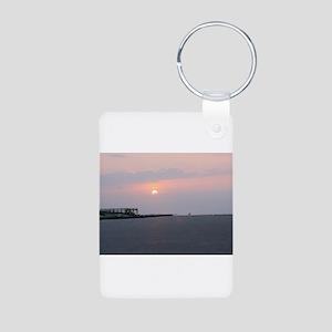 Sun rise Isle Of Palms South Carolina Aluminum Pho