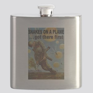 Snakes on a Plane Flask