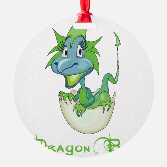 Dragon Baby Ornament