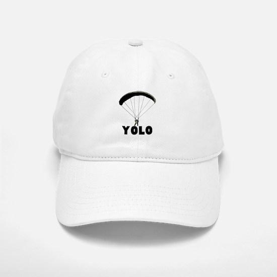YOLO Baseball Baseball Cap