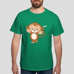 Monkey Dark T-Shirt