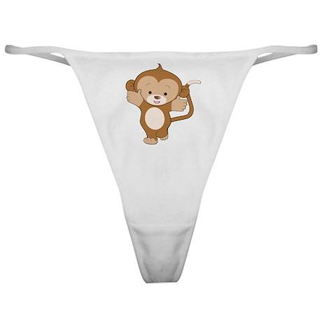 Monkey Classic Thong