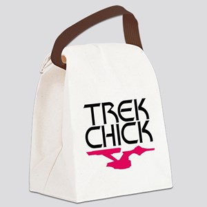 Trek Chick Canvas Lunch Bag