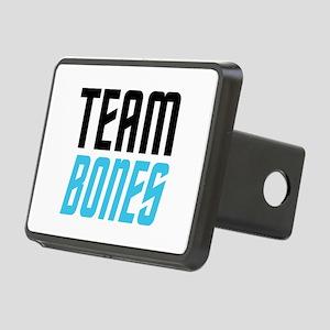 Team Bones Rectangular Hitch Cover
