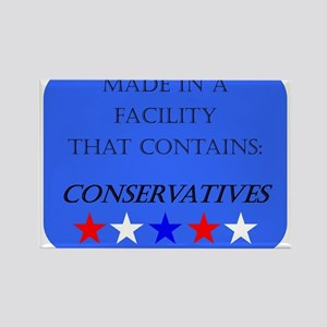 Made In A Facility That Contains: Conservatives Re