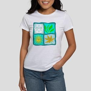 """""""Four Seasons"""" Women's T-Shirt"""