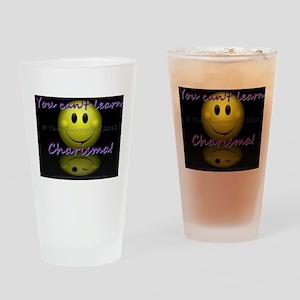 CHARISMA Drinking Glass