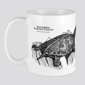 Southern Painted Turtle Mug