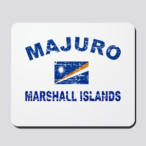 Majuro Marshall Islands Designs Mousepad