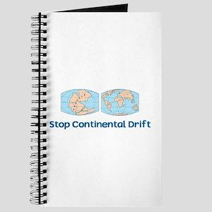 Stop Continental Drift Journal