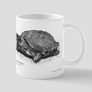 Wood Turtle Mug