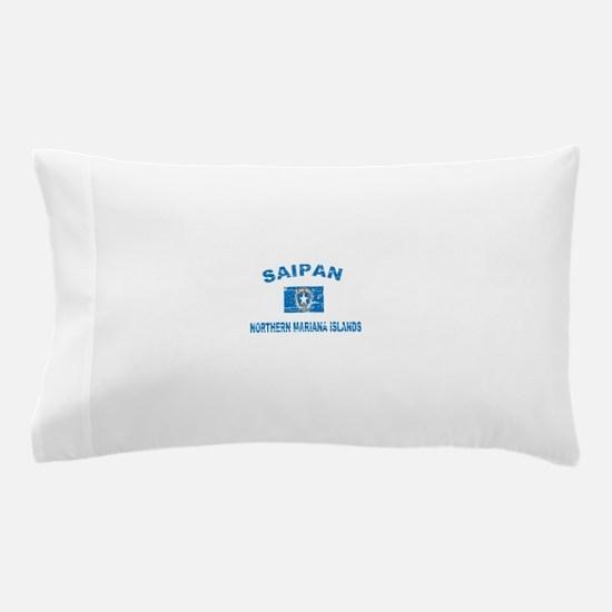 Saipan Northern Mariana Islands Designs Pillow Cas