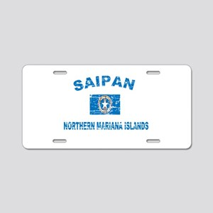 Saipan Northern Mariana Islands Designs Aluminum L