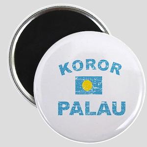 Koror Palau Designs Magnet