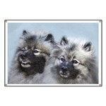 Keeshond Brothers Banner