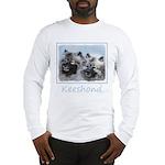 Keeshond Brothers Long Sleeve T-Shirt