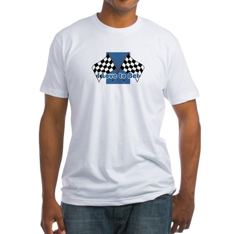 Betting Fitted T-Shirt