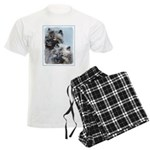 Keeshond Brothers Men's Light Pajamas