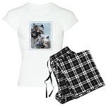 Keeshond Brothers Women's Light Pajamas
