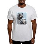 Keeshond Brothers Light T-Shirt