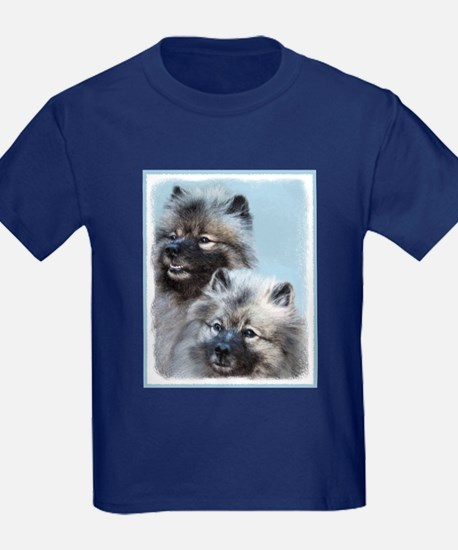 Keeshond Brothers T